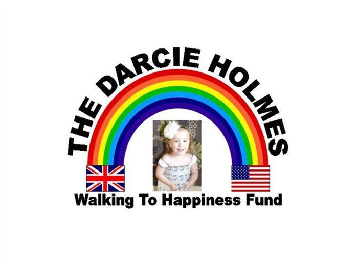 Darcie Holmes Walking To Happiness Fund