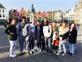 Students immerse themselves in Belgian culture
